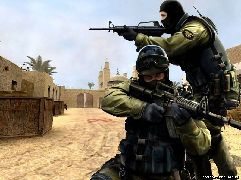 Это Non-Steam патч для Counter-Strike 1.6, что позволит вам играт